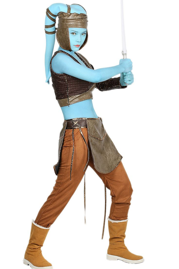 >> Click to Buy << Star Wars Aayla Secura Costume Sexy Outfit Dresses Cosplay Fancy Suit Adult Prop XCOSER  #Affiliate