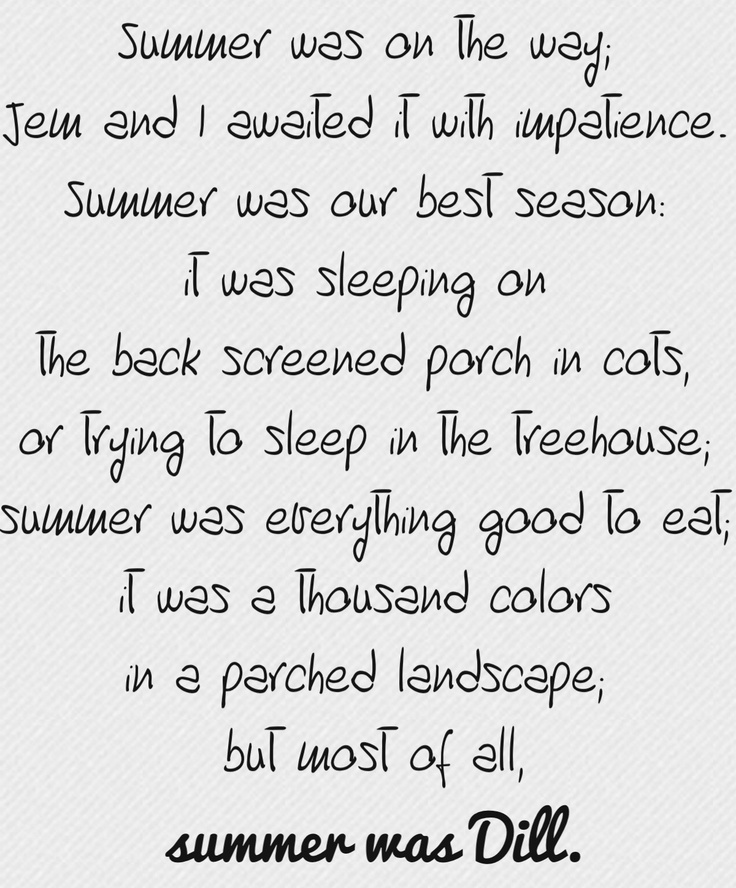 Tkam Dill Quotes. QuotesGram