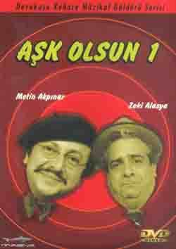 Aşk Olsun - Zeki Alasya / Metin Akpinar