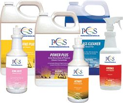 Commercial Cleaning Supplies - Perfection Commercial Services