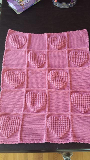 155 Best Bobble Patroon Images On Pinterest Crochet Patterns
