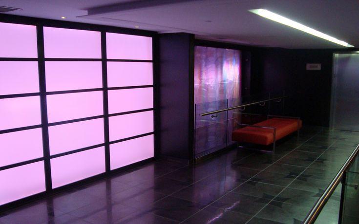 LED Panel Light - RGB Panel Wall Lighting Pinterest Led - hi tech acryl badewanne led einbauleuchten