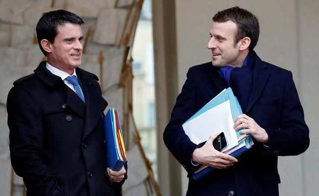 France Elections: Former French Prime Minister Manuel Valls Joins Emmanuel Macron Camp.(March 29th 2017)