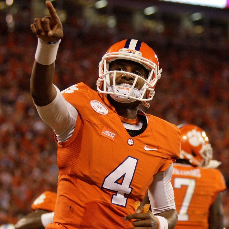 We are a few days away from the return of Clemson quarterback Deshaun Watson, but let's first take a step back and examine the best freshman seasons in school history...