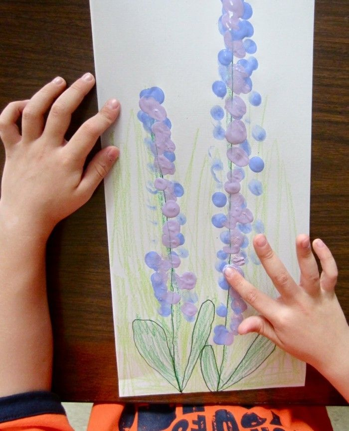 33 Fingerprint Images that make painting an experience
