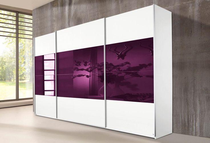 Rauch Schrank mit Schwebetüren lila, Breite 315 cm, Höhe 230cm Jetzt bestellen unter: https://moebel.ladendirekt.de/wohnzimmer/schraenke/weitere-schraenke/?uid=7fcb8b34-a204-5f42-a08c-50184eb1b9b5&utm_source=pinterest&utm_medium=pin&utm_campaign=boards #schraenke #wohnzimmer #weitereschraenke