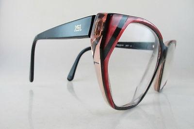 Vintage 80s Yves Saint Laurent eyeglasses