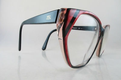 Vintage 80s Yves Saint Laurent eyeglasses