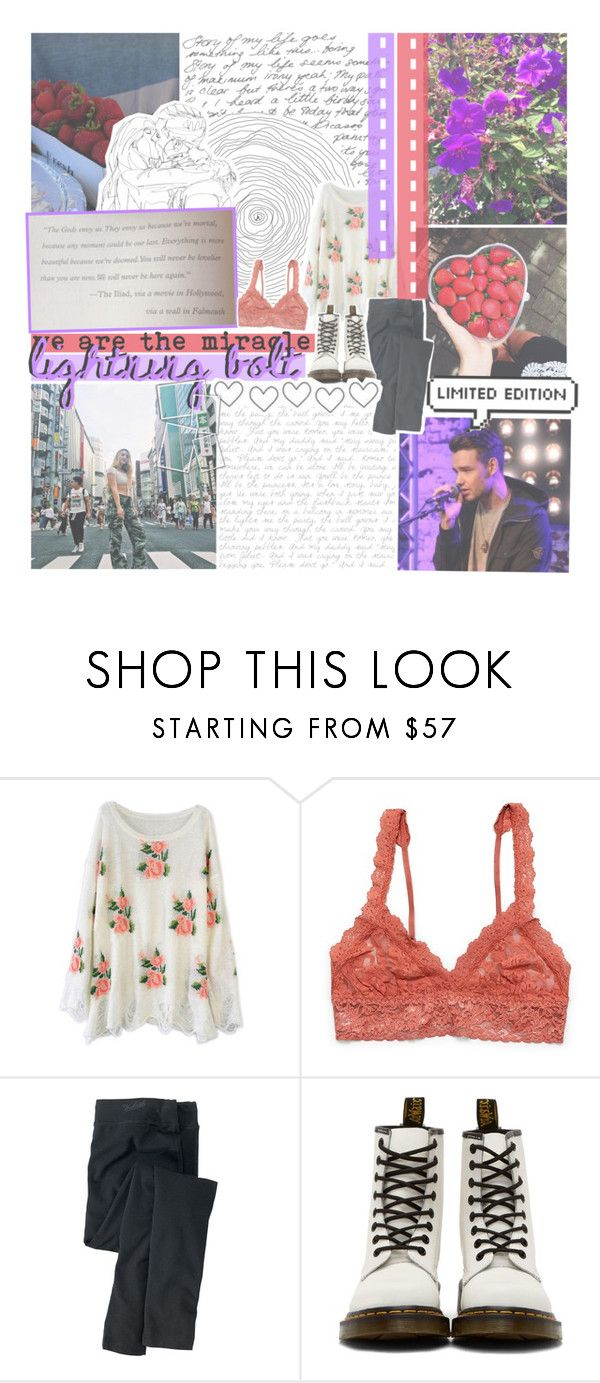 """""""♡ your song's got me feeling like i'm in love"""" by tightrope-of-weird ❤ liked on Polyvore featuring Payne, Hanky Panky, Woolrich and Dr. Martens"""