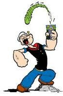 Popeye Eating Spinach Interested to know the real reason Americans are so fat? - http://www.nicheharvest.com/i0011