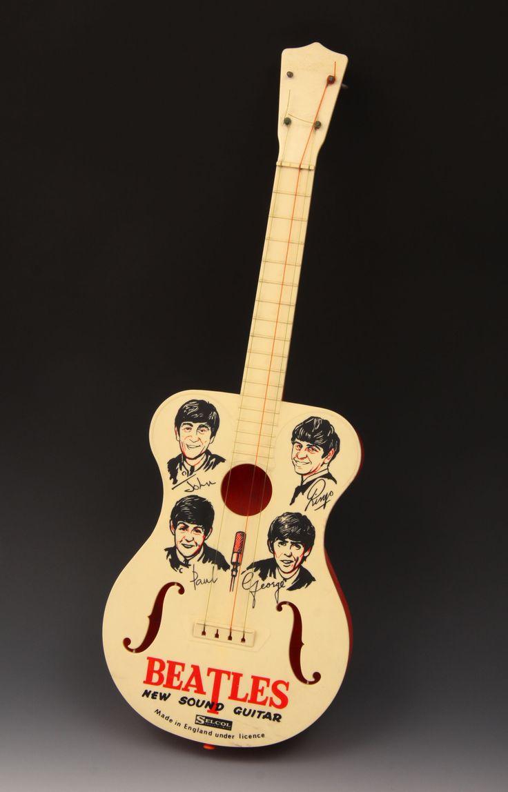 Beatles Guitars: 258 Best Beatles' Memorabilia Images On Pinterest