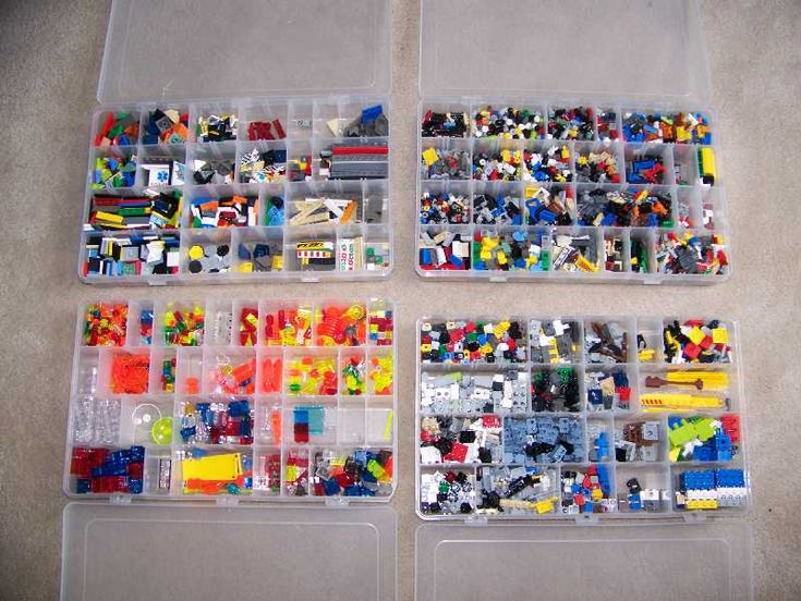 Lego Storage   EEK! Need To Do!