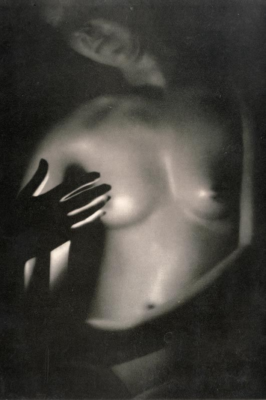 Bruno Schultz   Etude de nu. Circa 1930.