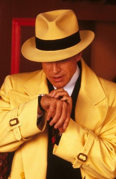 Dick Tracy (1990). Costume Designer: Milena Canonero