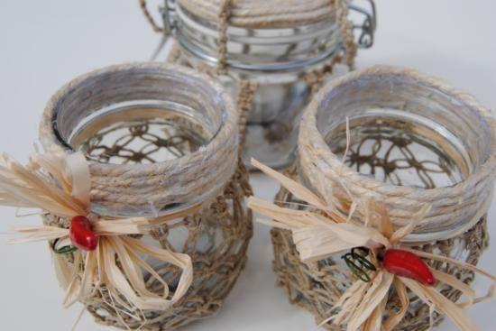 addobbi natalizi fai da te vasi vetro - Cerca con Google