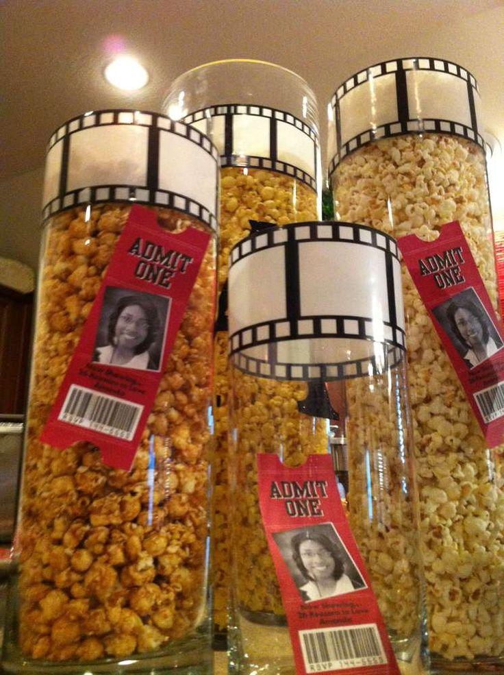 Best 25 Movie Theater Party Ideas On Pinterest