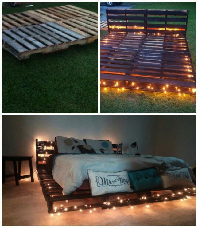 Tuft Needle Mattress Diy Pallet Bed Pallet Bed Frames Pallet