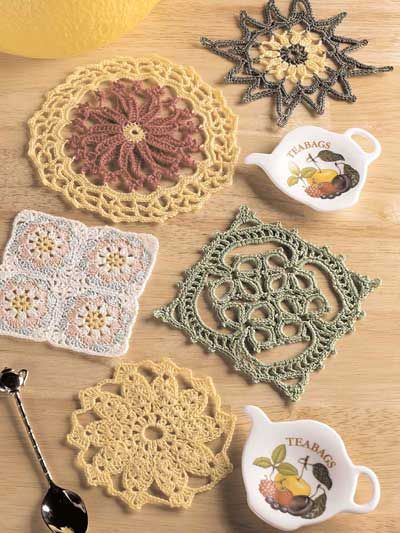 144 best Doily Tutorials, Video\'s, Patterns and How-to\'s images on ...