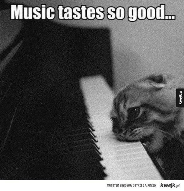dobra muzyka jest dobra