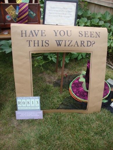 Photo 1 of 72: HOGWARTS / Harry Potter / Birthday
