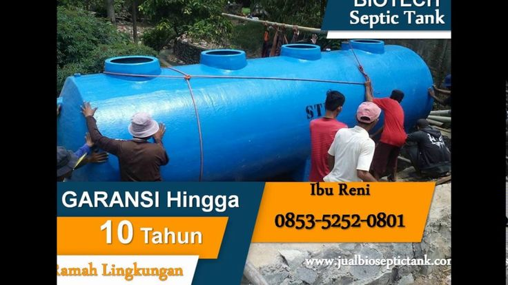 Bio Septic Tank Bandung | Bioseven Septic Tank | 0853-5252-0801