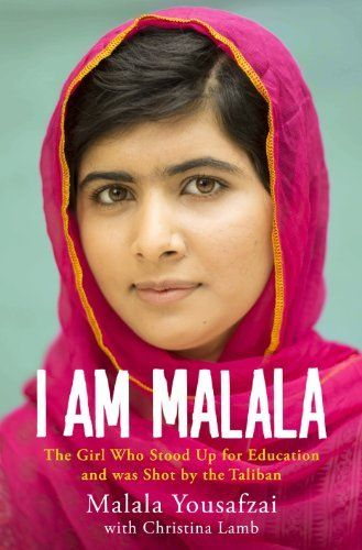 I Am Malala: The Girl Who Stood Up for Education and was Shot by the Taliban, http://www.amazon.co.uk/dp/0297870912/ref=cm_sw_r_pi_awd_9eyBsb1KT082C