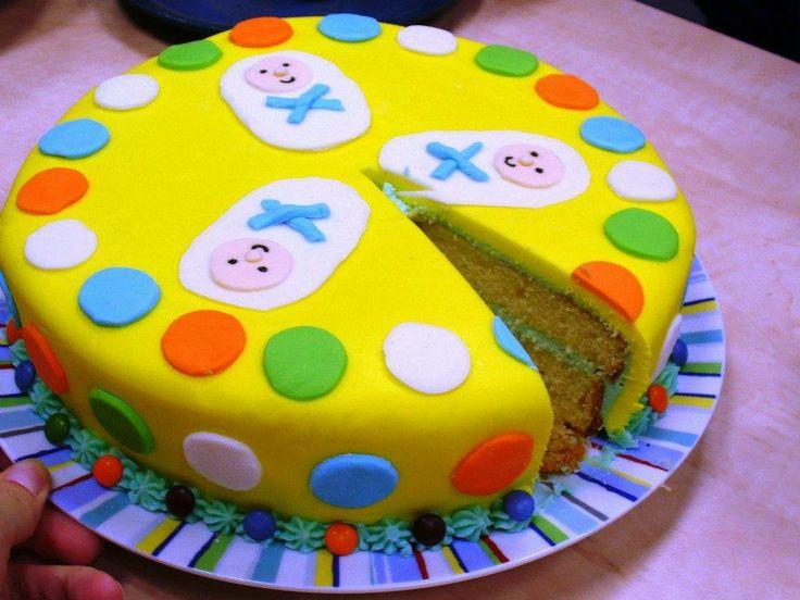 Torta Bábätká