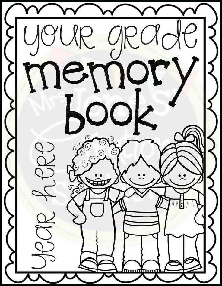 Best 25+ Kindergarten memory books ideas on Pinterest