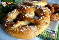 Bretzel, ricetta pane e lievitati