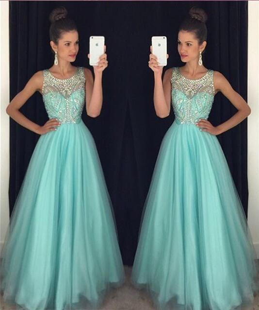 The Halter Peach prom dresses are fully lined, 8 bones in the bodice, chest pad in the bust, lace up back or zipper back are all available, total 126 colors are available.  This dress could be custom made, there are no extra cost to do custom size and color.  Description  1, Material: chiffon...