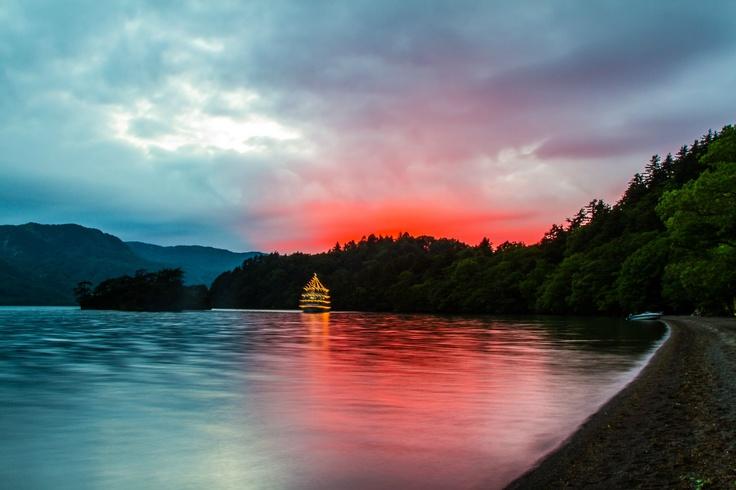 Sunset in Japan: Japan, Sunsets, Beautiful