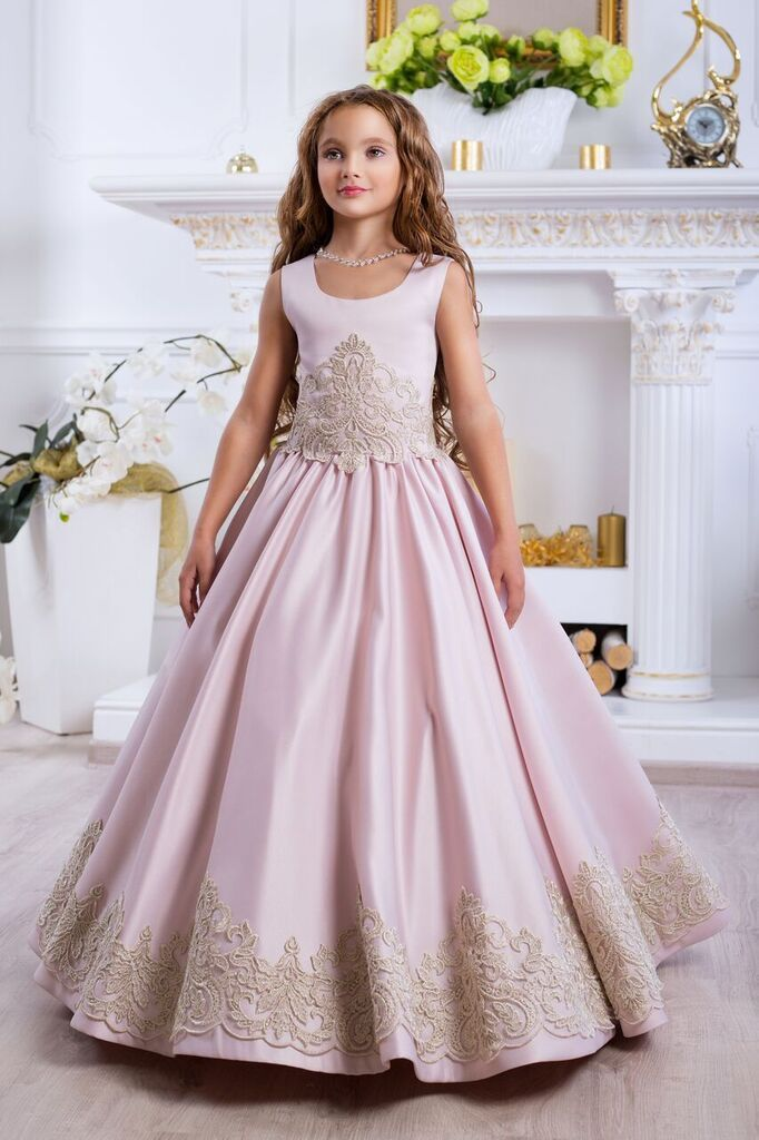 f6390eceae2 Нарядные платья для девочек  - бальные - праздничные - вечерние - пышные -  свадебные - детские платья на праздник в интернет магази…