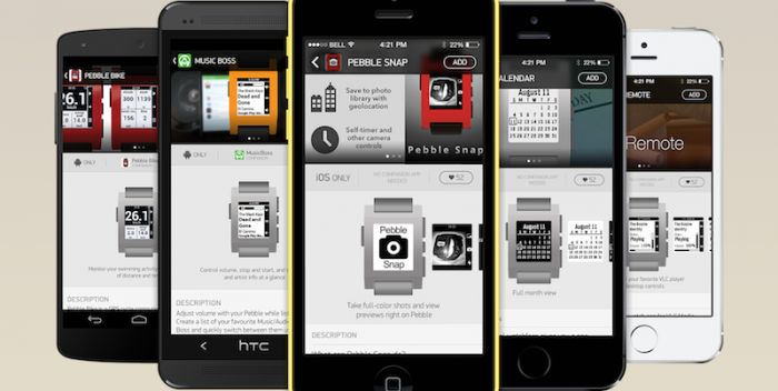 Pebble app store out now, the app store is offering over 1000 apps including with fitness tracker, Notification and much more. Download Pebble App Store...