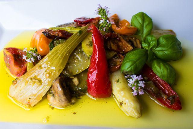 Gemüse Antipasti | Kleine Dorfküche