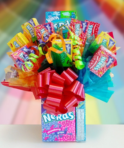 Nerd-a-licious ALL Nerds Candy Gift Bouquet