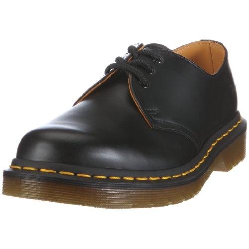 Sean Duffy favors a classic Doc Martens shoe.