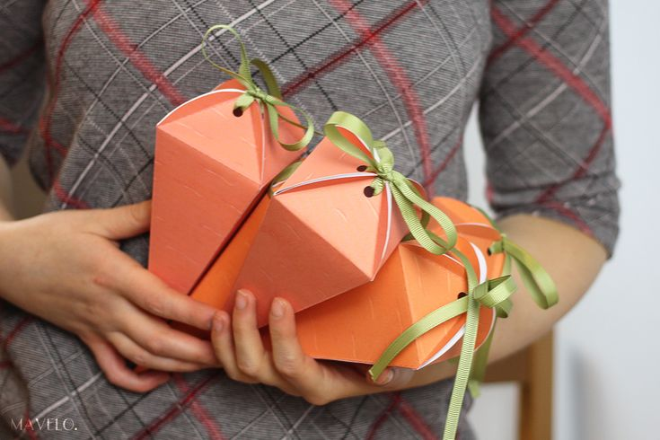 marchewkowe pudełka na wielkanoc