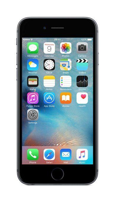 Apple iPhone 6s Grigio Siderale 16GB (Ricondizionato Certificato)