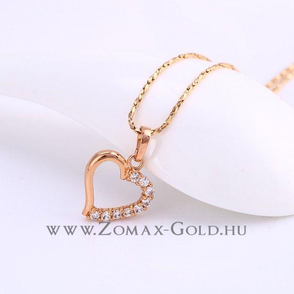 Lilla szett - Zomax Gold divatékszer www.zomax-gold.hu
