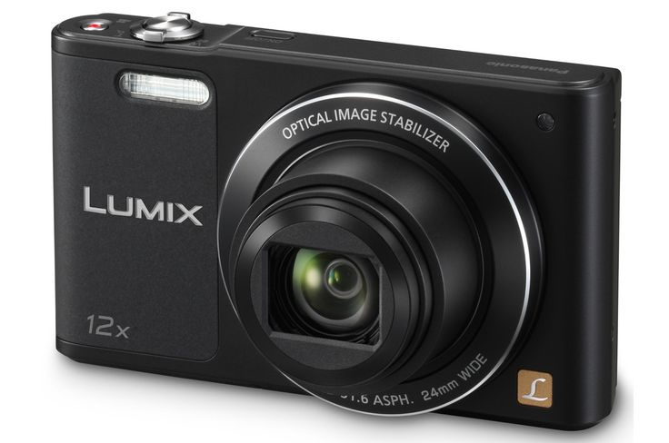 Appareil photo compact Panasonic LUMIX DMC SZ10+8Go