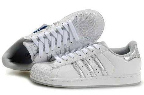 Adidas Superstar Silver