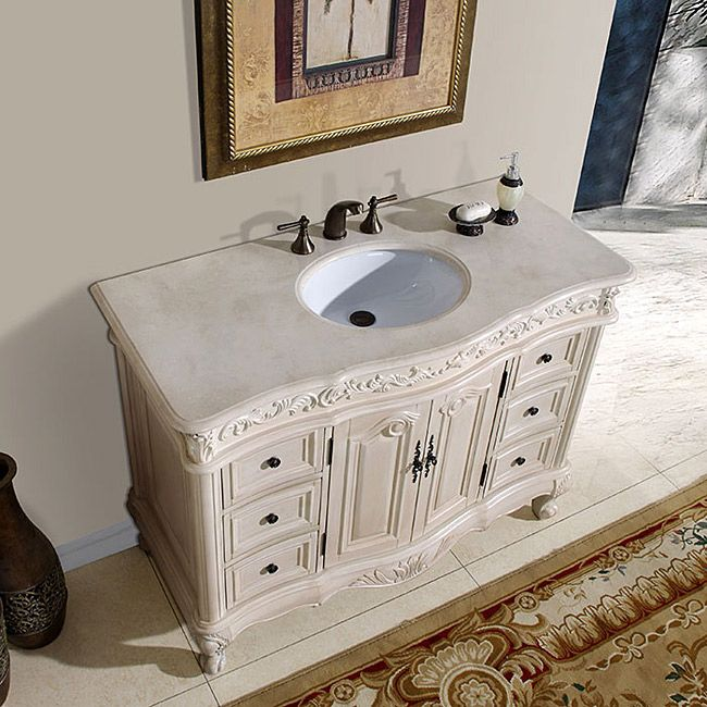 Pic On Basic boring builder grade oak vanity Added trim and paint and it looks amazing
