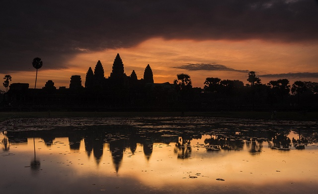 Angkor Wat - Cambodia by Keith McInnes Photography, via Flickr