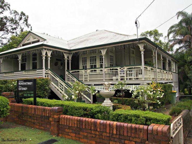 Home Tour of Nicole's Grand Queenslander