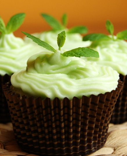 Cupcake + Mojito = Drunk With Happiness!  Why can't they offer this in a meal plan?     #cupcakes #mojitos #sweets