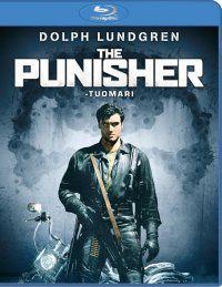 The Punisher - Tuomari (Blu-ray) 9,95€