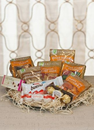 Dried Fruit and Chocolate Hamper