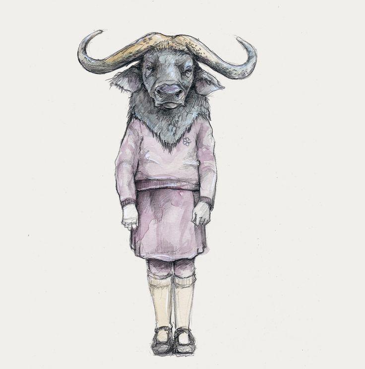 59 mejores imágenes de fili art en Pinterest | Tauro, Animales y ...