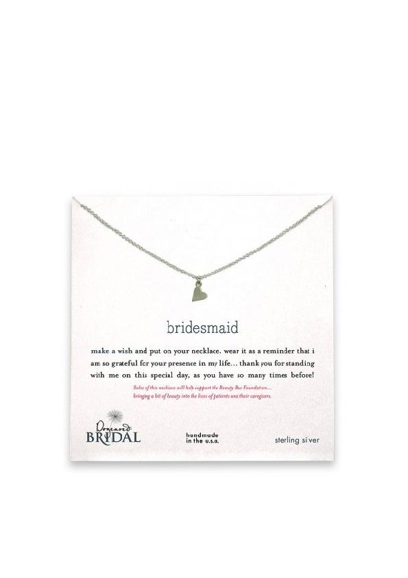 Lovely idea for a bridesmaid present