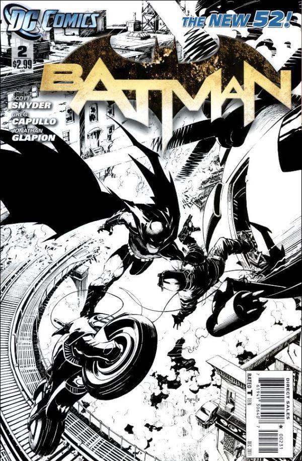Batman New 52 Issue 2